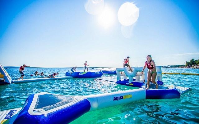 Parque Acuático Inflable Aquaworld, pasarás horas llenas de emoción y diversión