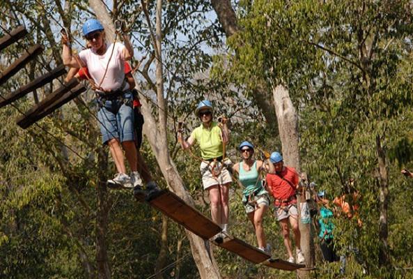Tour Parque Aventura recomendado
