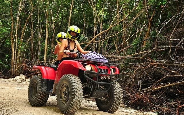 Paseo en cuatrimoto y Cenote en Riviera Maya, estará lleno de emociones