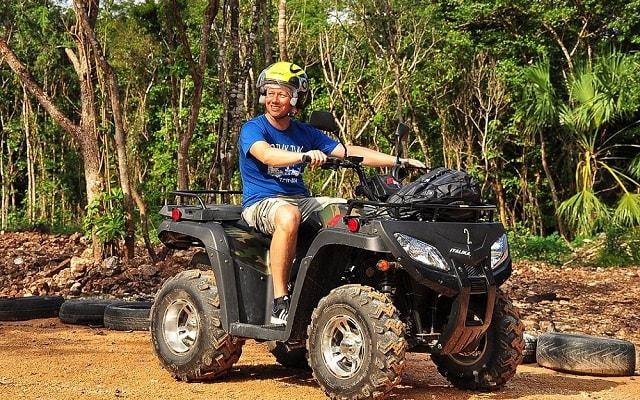 Paseo en Cuatrimoto y Cenote en Riviera Maya, te gustará la velocidad