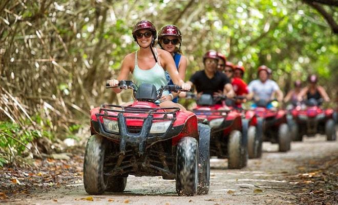 Paseo en Cuatrimoto y Cenote en Riviera Maya