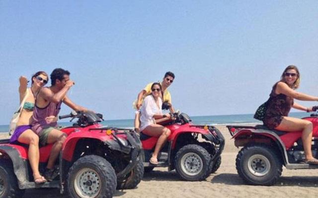 Paseo en Moto por Dunas de Chachalacas, diviértete y disfruta la compañía