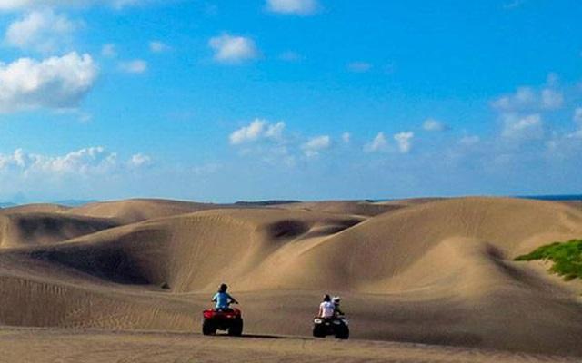 Paseo en Moto por Dunas de Chachalacas, una actividad llena de adrenalina