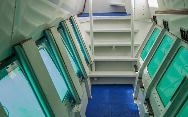 Paseo en Submarino en Cancún, tendrás un lugar cómodo y con aire acondicionado