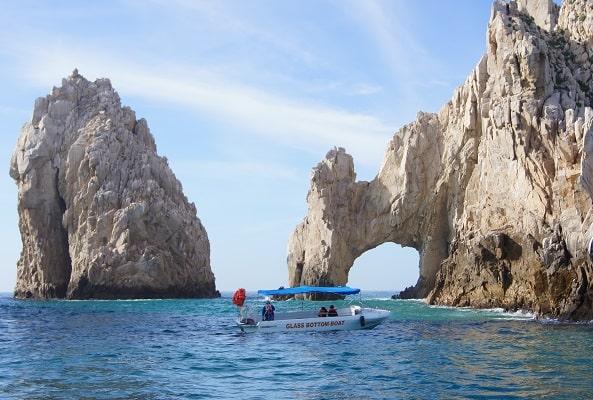 Paseo por Arco del Fin del Mundo y Mar de Cortés