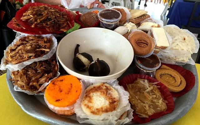 Paseo por Laguna en Mandinga, no dejes de probar su deliciosa comida