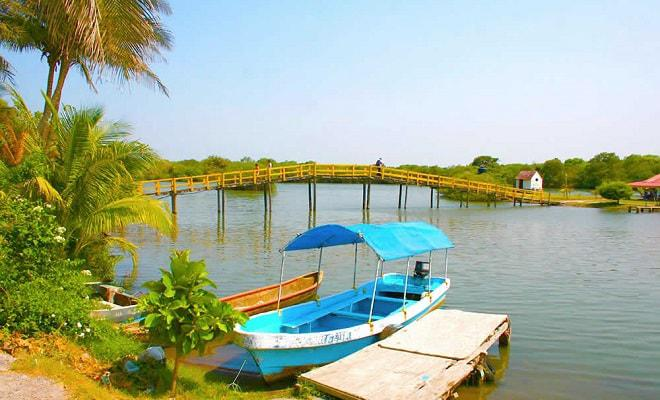 Paseo por Laguna en Mandinga