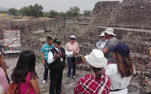 Pirámides de Teotihuacán y Basílica de Guadalupe, conoce detalles de las Pirámides