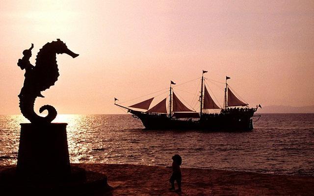 Piratas de la Bahia en Puerto Vallarta