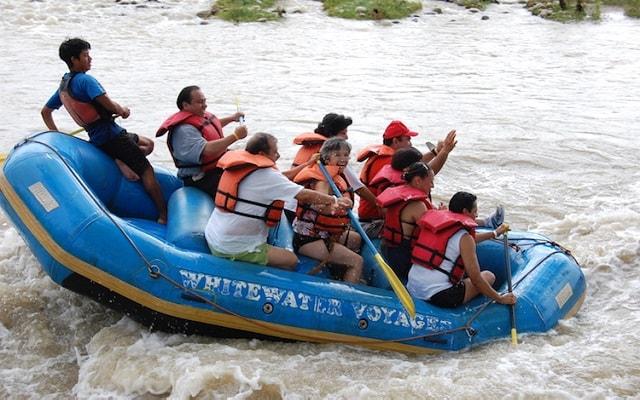 Rafting en Rio Copalita Huatulco Nivel 1, desafía tu miedo