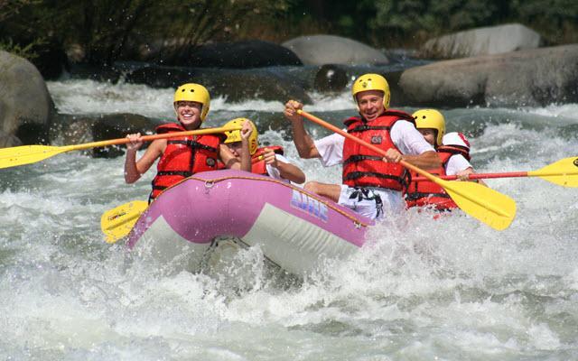 Rafting Jalcomulco Veracruz