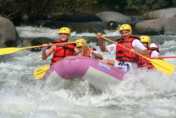 Tour Rafting Jalcomulco Veracruz recomendado