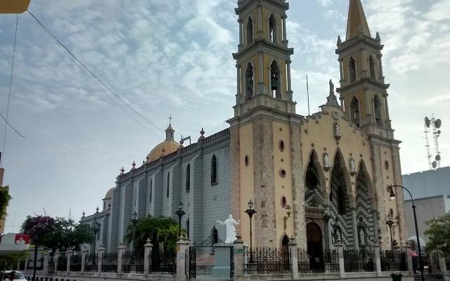 Recorrido en Centro Histórico de Mazatlán, conocerás la Catedral