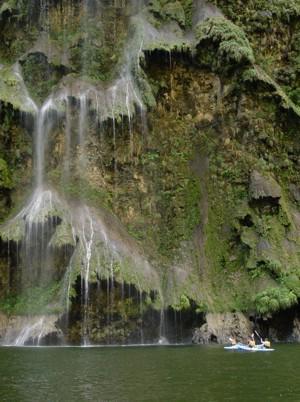 Recorrido en lancha por el Cañón del Sumidero