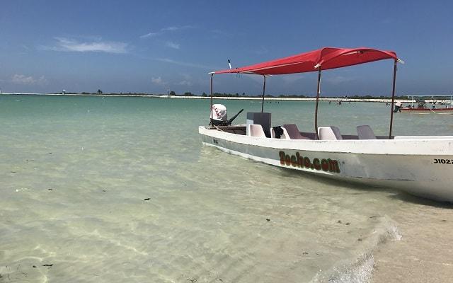 Recorrido por Yucatán: Las Coloradas, Río Lagartos y más, recorrido en lancha