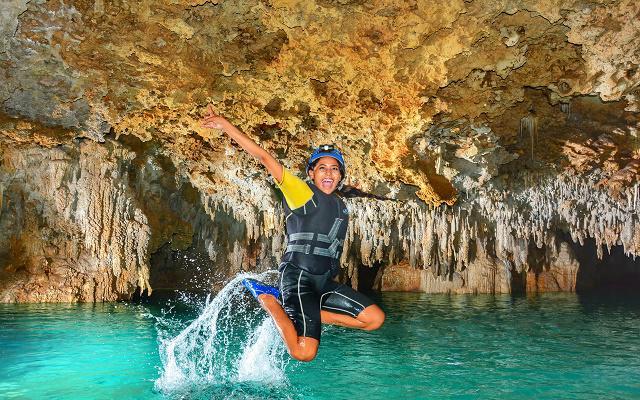 Diviértete y conoce más acerca de los ríos subterráneos