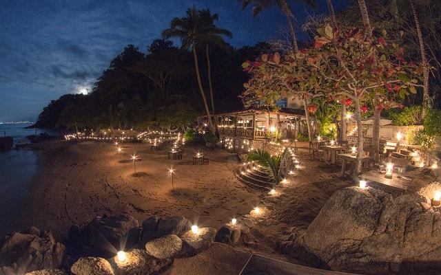 Ritmos de la Noche Savia Puerto Vallarta, escenario perfecto
