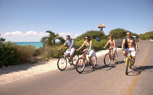 Si eliges Royal VIP podrás hacer uso de las bicicletas