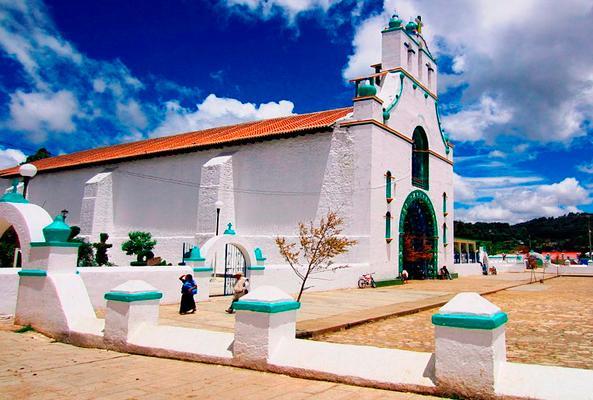 San Juan Chamula y Zinacantán en Chiapas