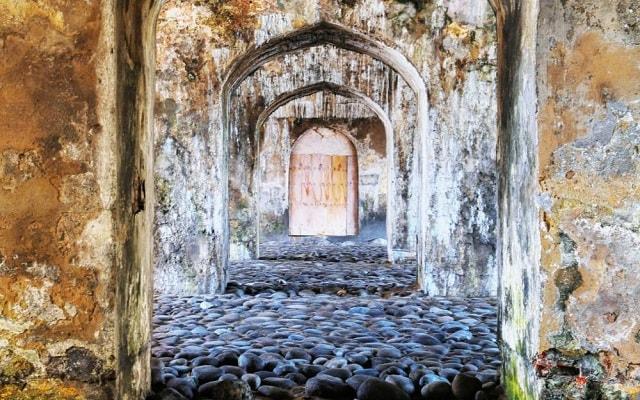 San Juan de Ulúa en Tranvía, la fortaleza de San Juan es una pieza clave en la historia de nuestro país