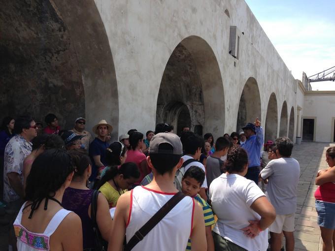 Vamos a San Juan de Ulúa