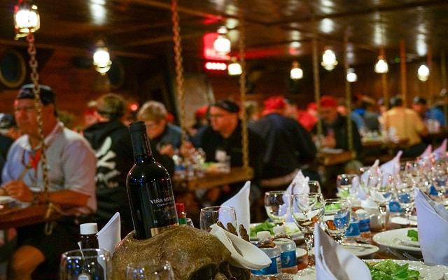 Show Pirata Cancún Jolly Roger