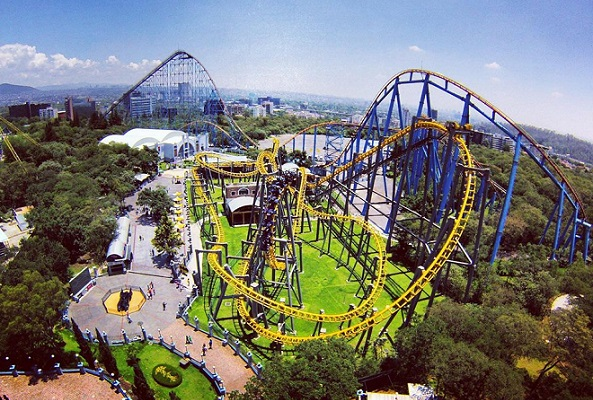Tour Six Flags México recomendado