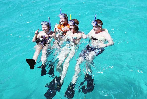 Snorkel en Acapulco en Acapulco