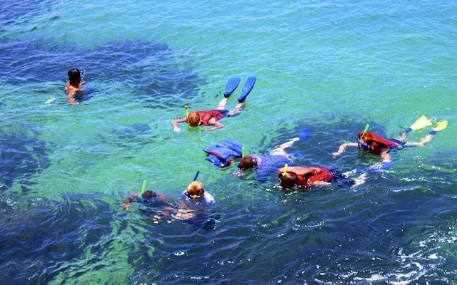 Snorkel en Bahías de Huatulco, disfruta del agua cristalina