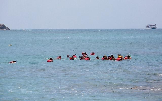 Snorkel en Bahías de Huatulco, pasarás un día inolvidable