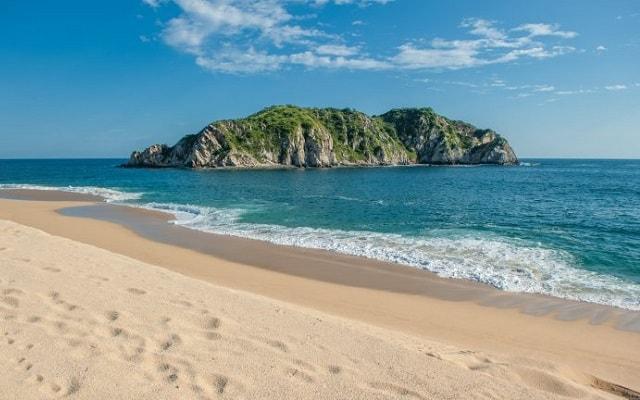 Snorkel en Bahías de Huatulco, sus playas son hermosas