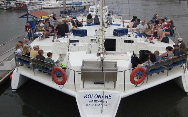 Snorkel en Isla de Venados, disfruta de la vista que el trimarán te ofrece