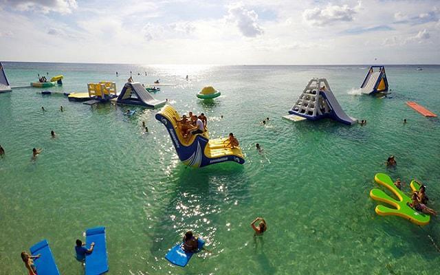 Snorkel y Club de Playa en Cozumel, diversión y descanso