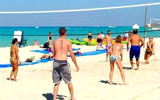 Snorkel y Club de Playa en Cozumel, actividades en la playa