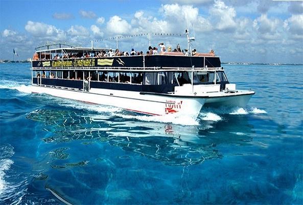 Spring Breakers Crucero en Cancún