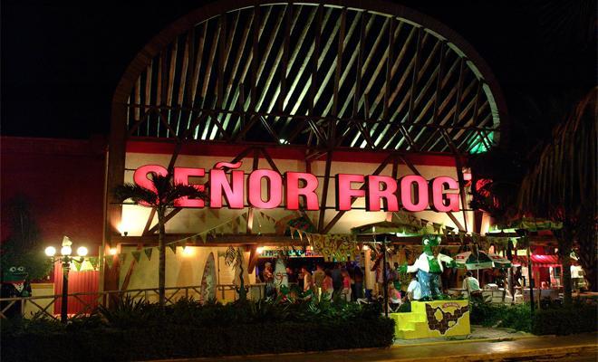 Señor Frog's Cancún