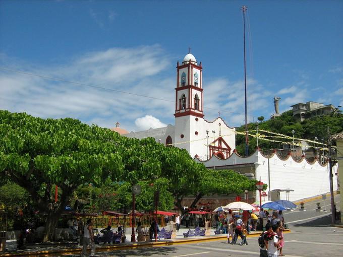 Tajín y Papantla Catedral de Nuestra Señora de la Asunción