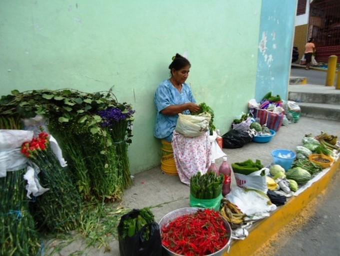 Tajín y Papantla conoce productos locales