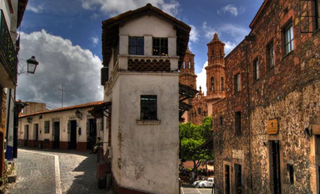 Conoce el bello Taxco