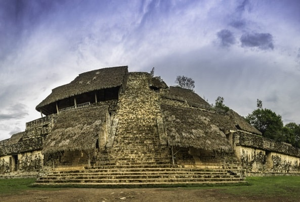 Tour a Ek Balam y Cenote Maya en Cancún