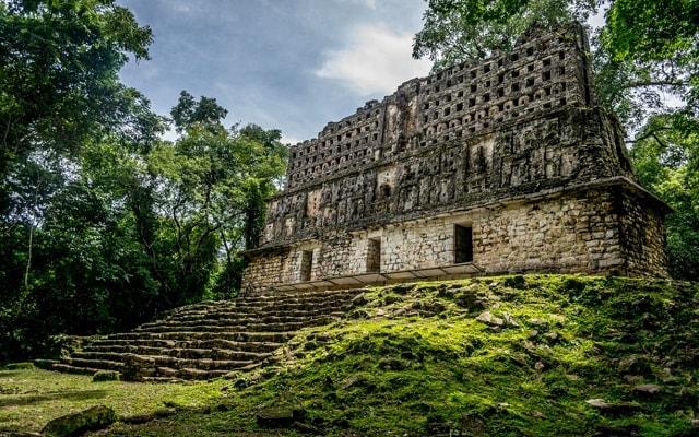 Tour a Bonampak y Yaxchilán,conocerás la Zona Arqueológica de Yaxchilán