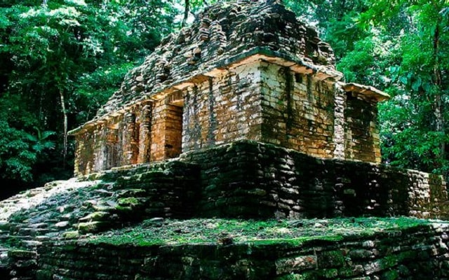 Tour a Bonampak y Yaxchilán, antigua ciudad Maya