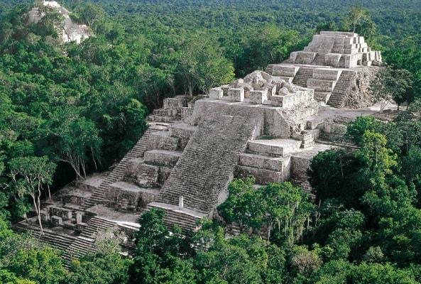 Tour a Calakmul y Balamkú en Campeche