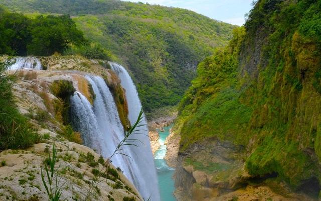Tour a Cascada de Tamul y Cueva de Agua, asómbrate con la naturaleza