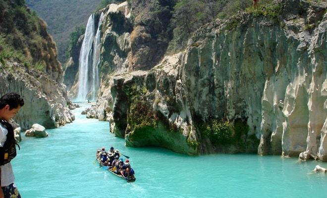 Tour a Cascada de Tamul y Cueva de Agua