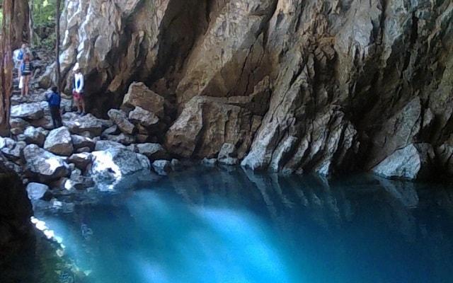 Tour a Cascada de Tamul y Cueva de Agua, Cueva de Agua