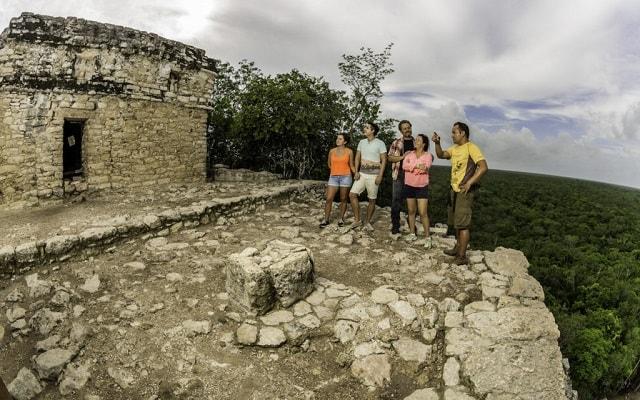 Tour a Cobá y Comunidad Maya con Actividades Extremas, conoce más de la cultura maya