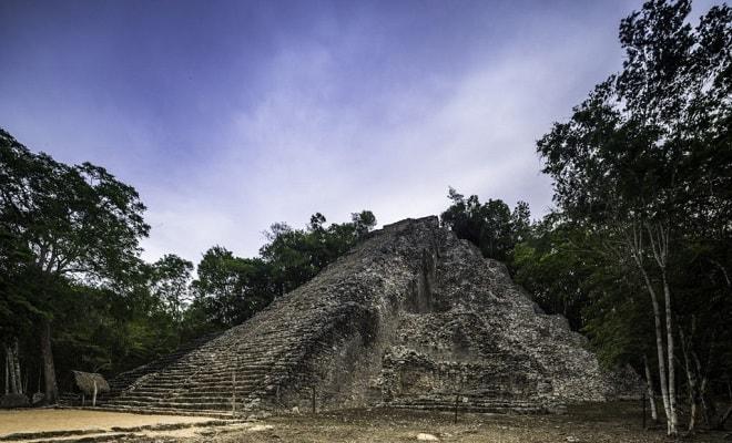 Tour a Cobá y Comunidad Maya con Actividades Extremas