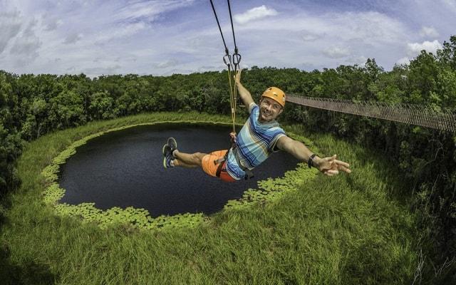 Tour a Cobá y Comunidad Maya con Actividades Extremas, será una experiencia inolvidable