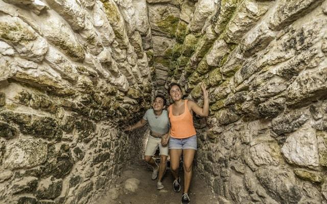 Tour a Cobá y Comunidad Maya con Actividades Extremas, es un tour espectacular